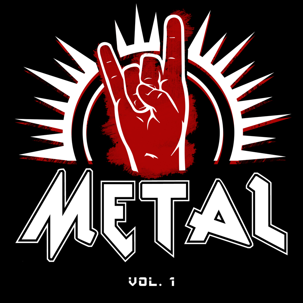 Cover for Metal Vol. 1