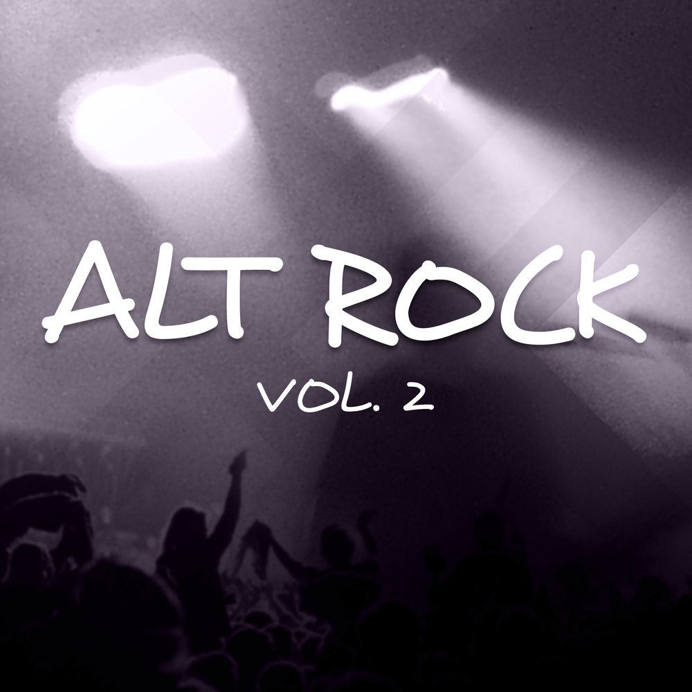 Cover for Alt Rock Vol. 2