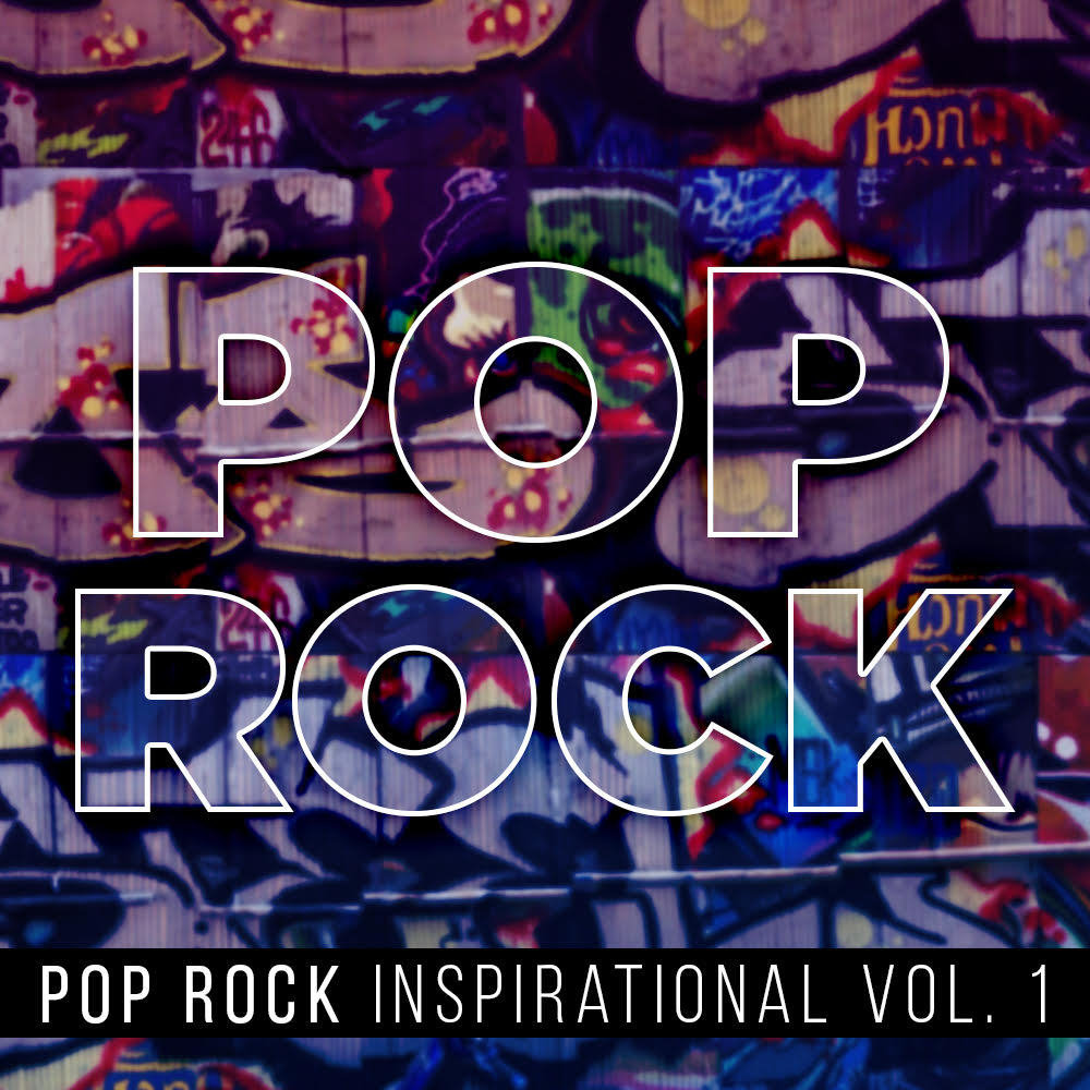 Cover for Pop Rock Inspirational Vol. 1