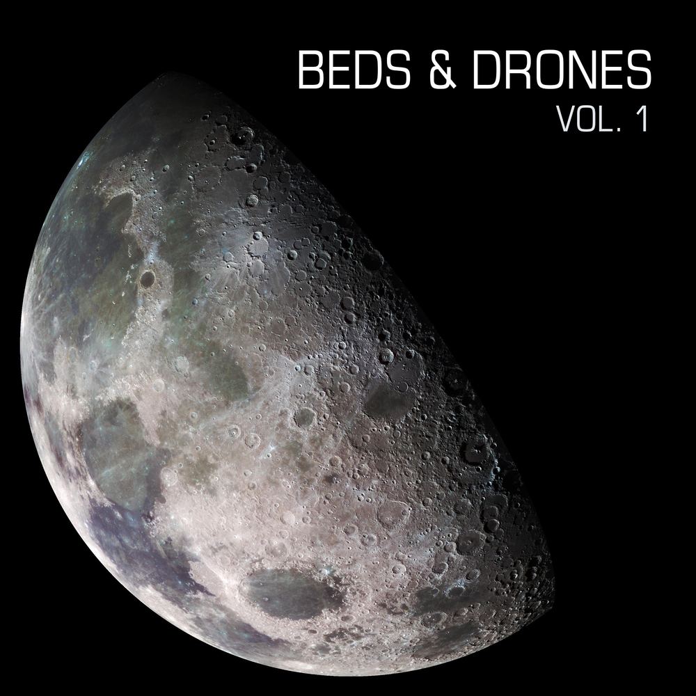 Cover for Beds & Drones Vol. 1