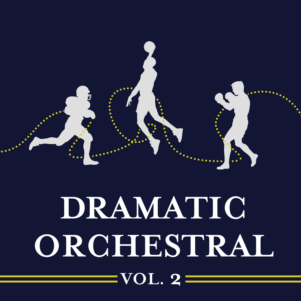 Cover for Dramatic Orchestral Vol. 2