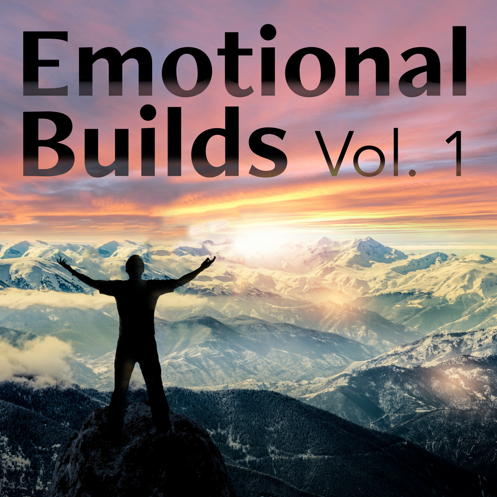 Cover for Emotional Builds Vol. 1