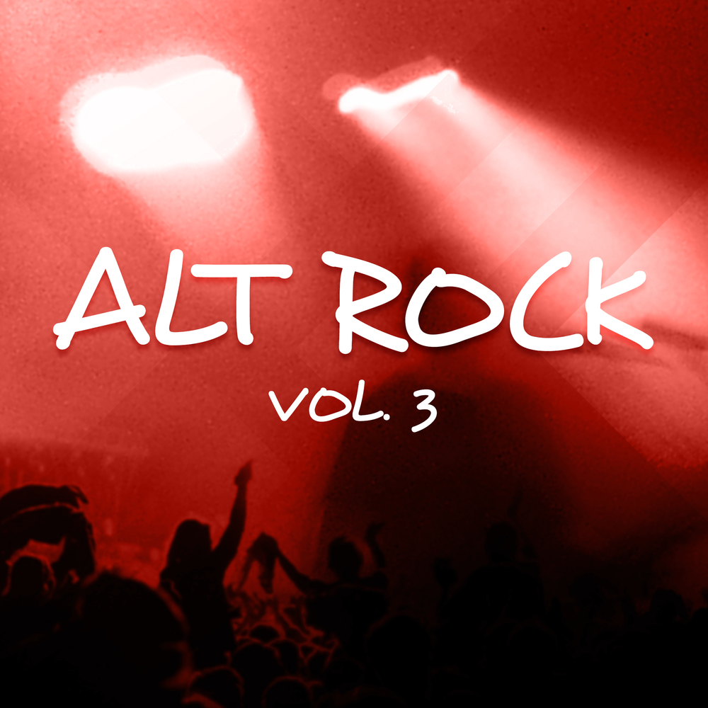 Cover for Alt Rock Vol. 3