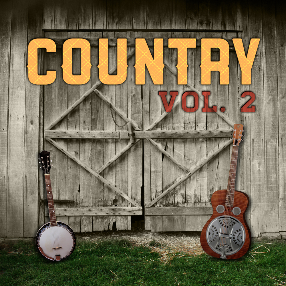 Cover for Country Vol. 2