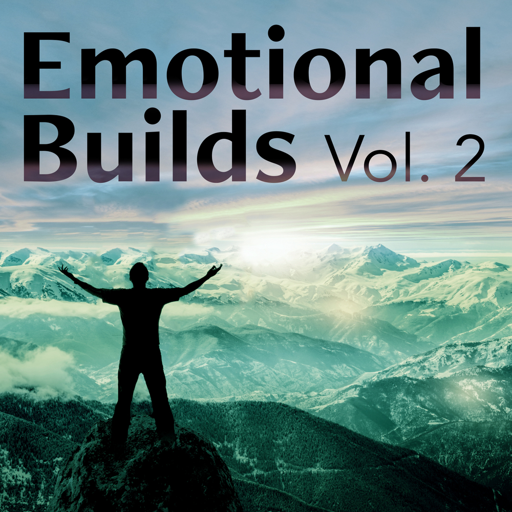 Cover for Emotional Builds Vol. 2
