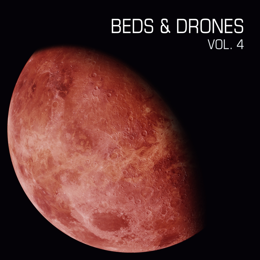 Cover for Beds & Drones Vol. 4