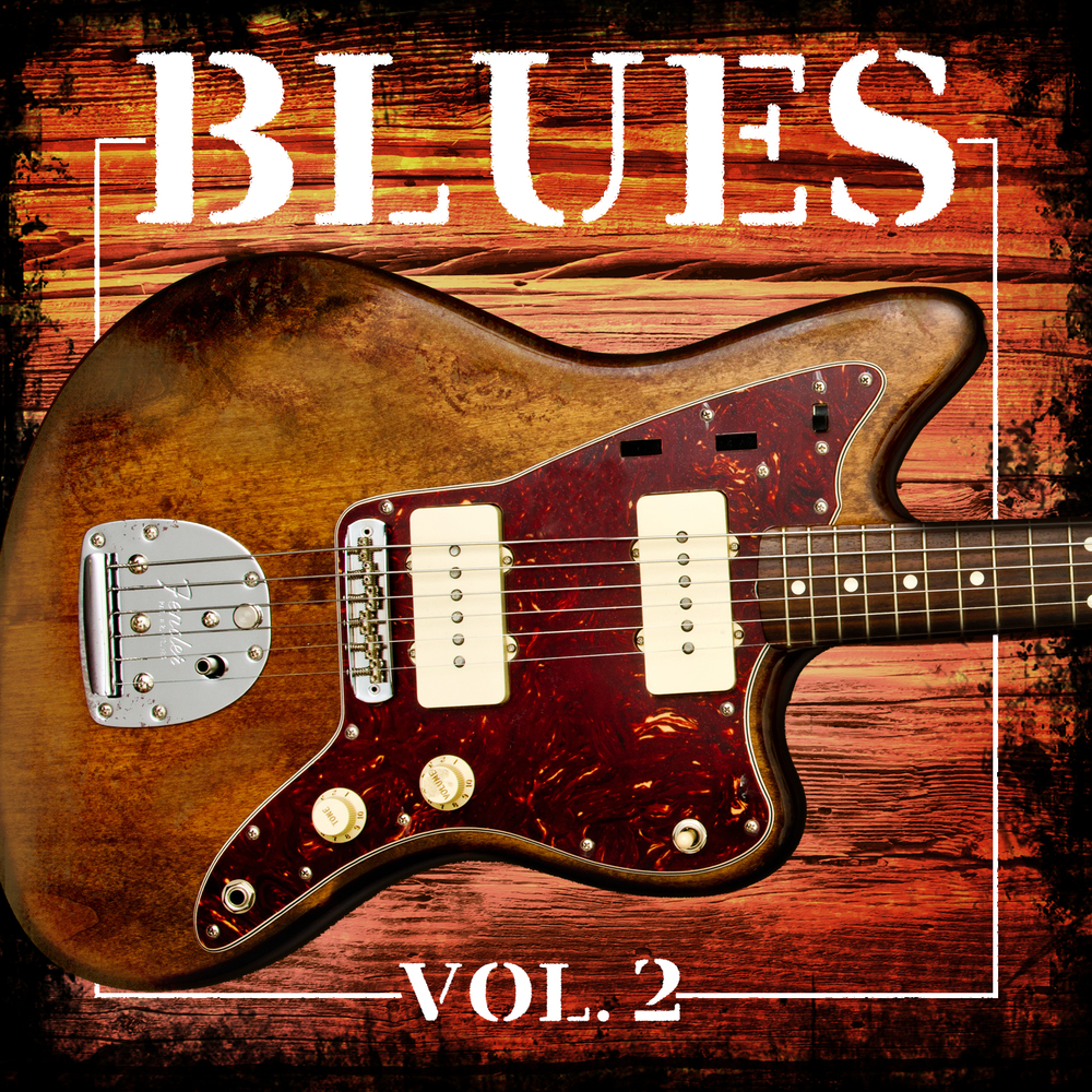 Cover for Blues Vol. 2