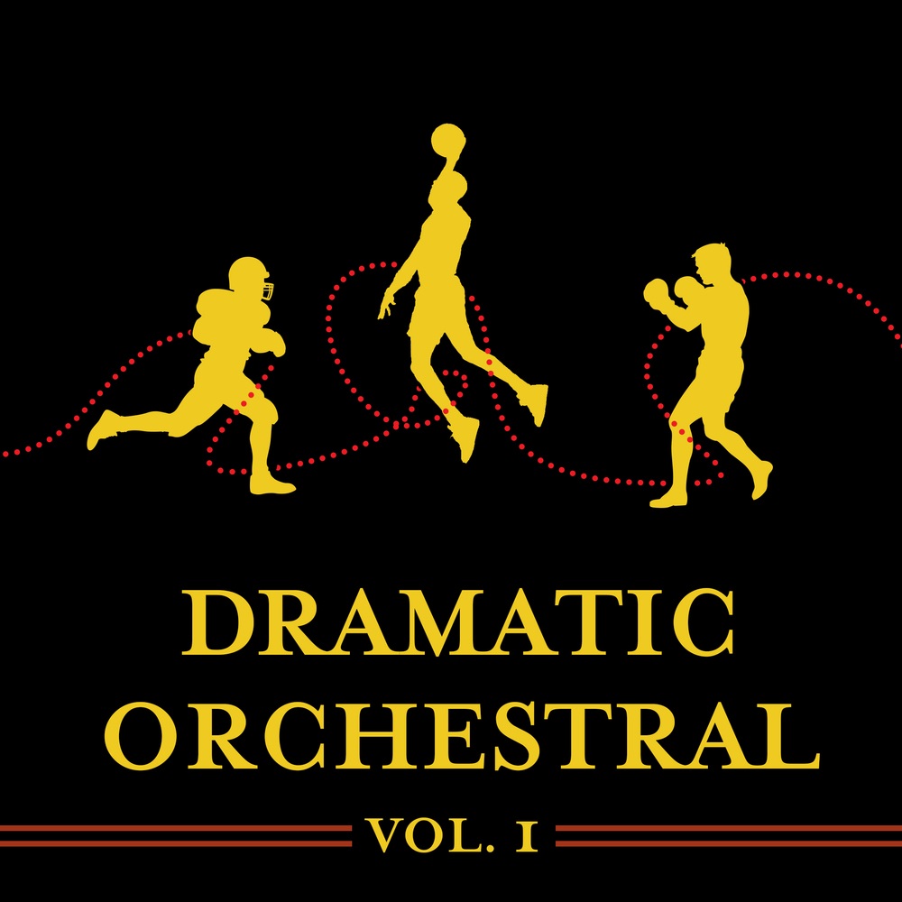 Cover for Dramatic Orchestral Vol. 1