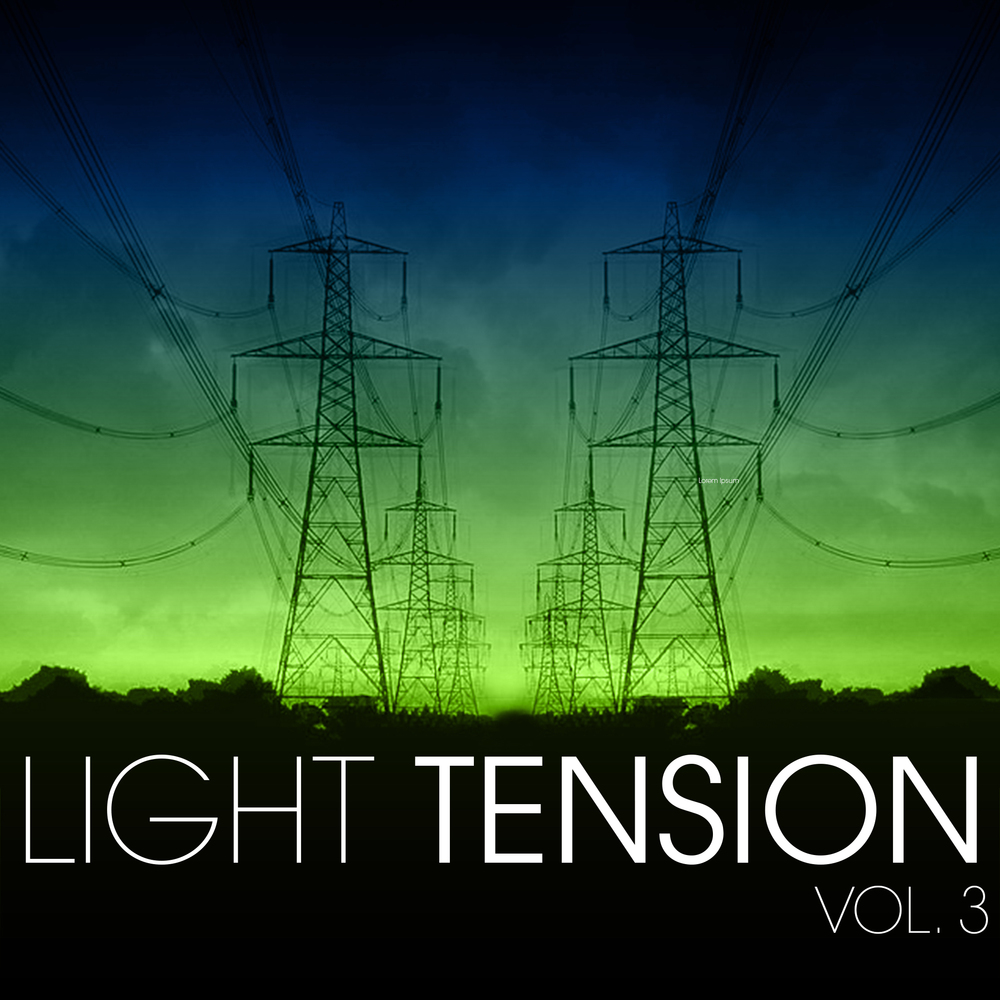 Cover for Light Tension Vol. 3