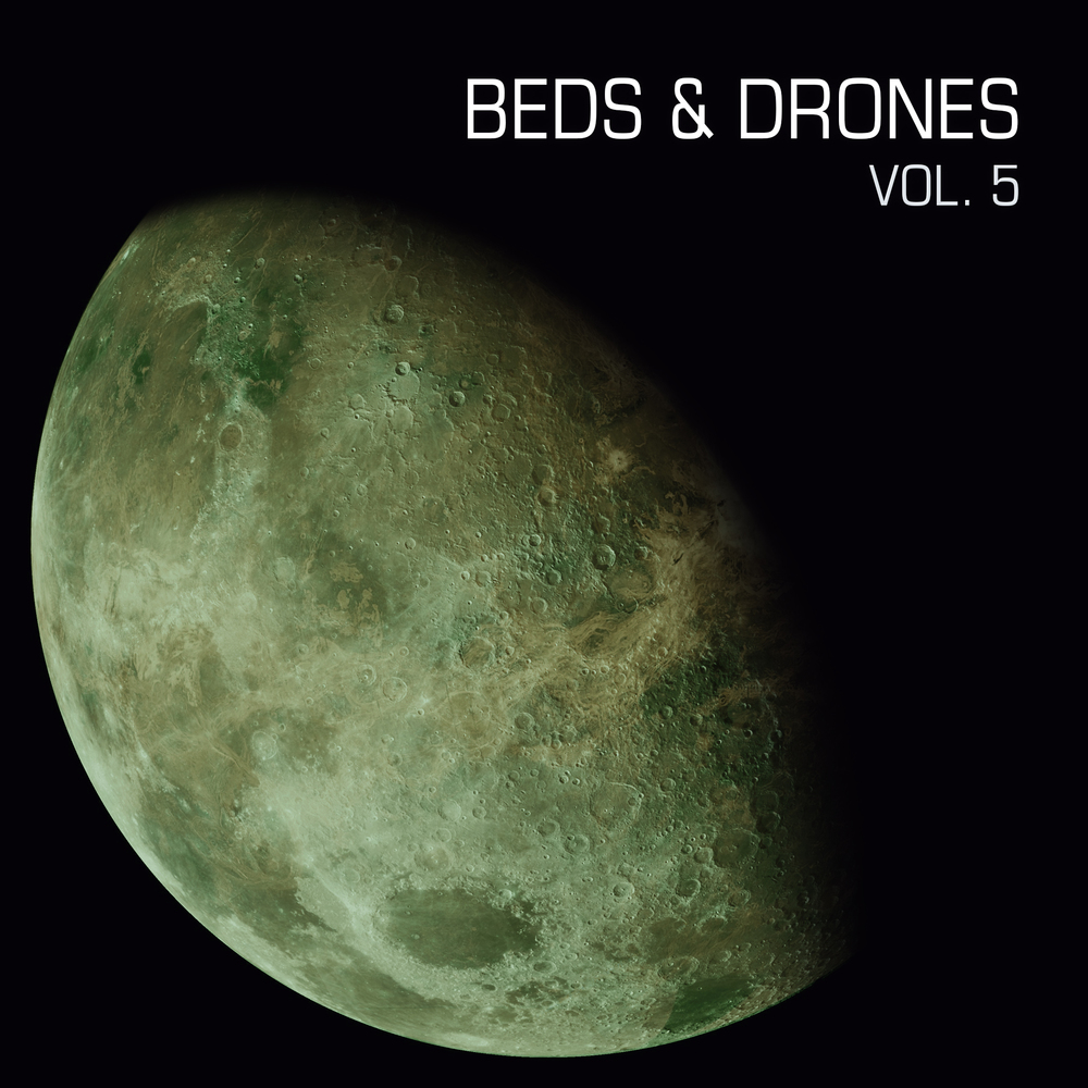 Cover for Beds & Drones Vol. 5