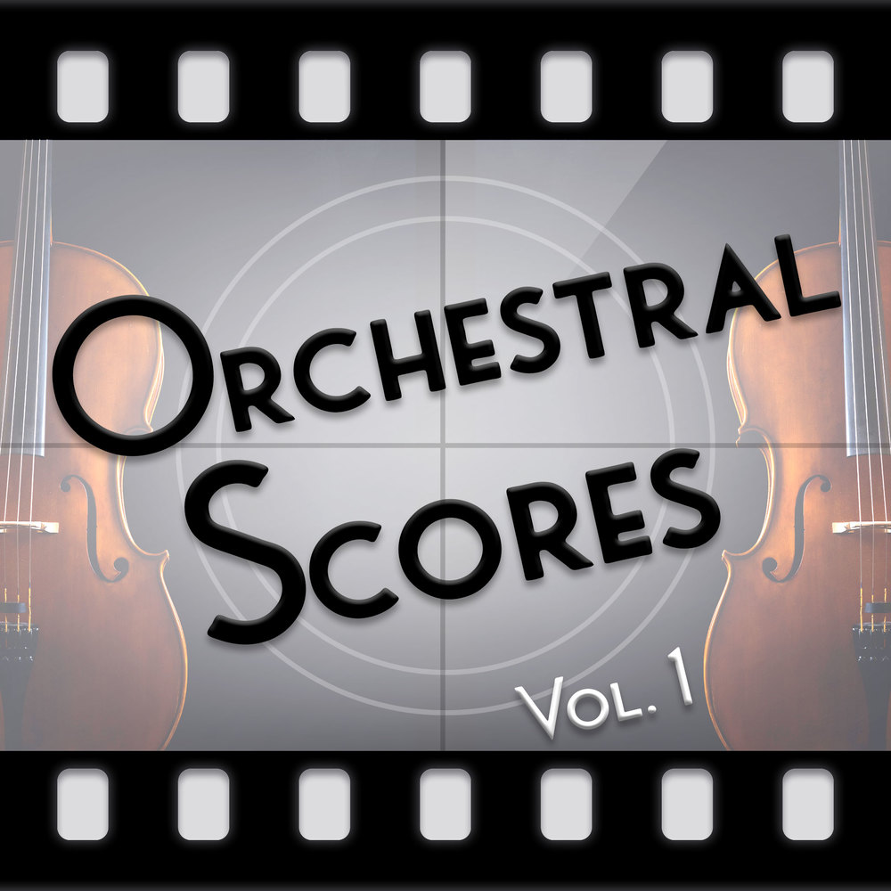 Cover for Orchestral Scores Vol. 1