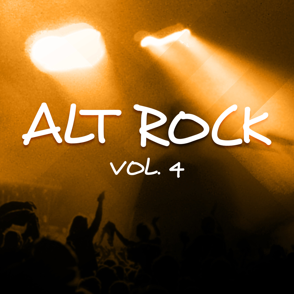 Cover for Alt Rock Vol. 4