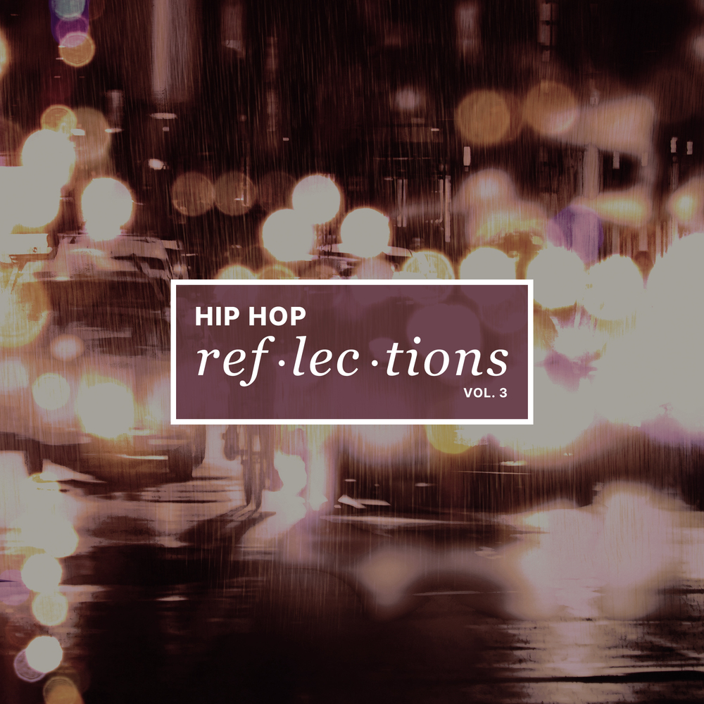 Cover for Hip Hop Reflections Vol. 3