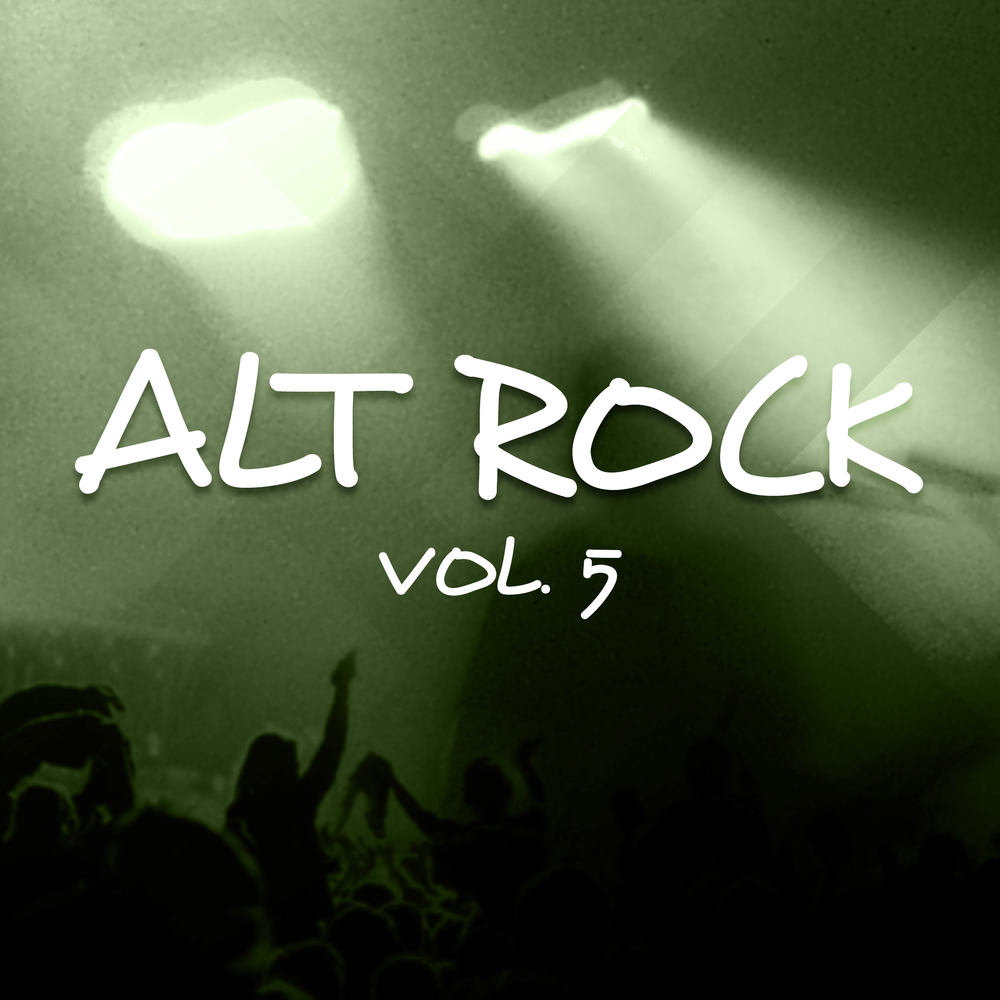 Cover for Alt Rock Vol. 5