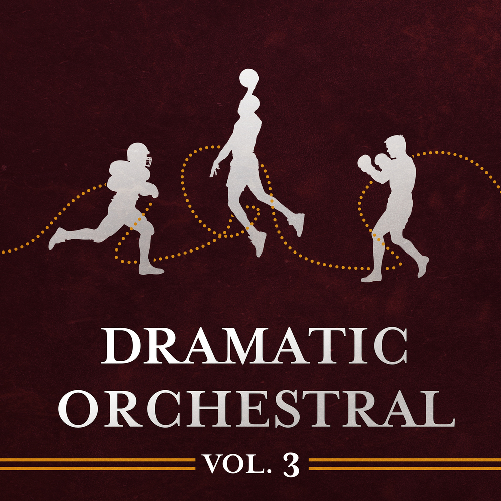Cover for Dramatic Orchestral Vol. 3