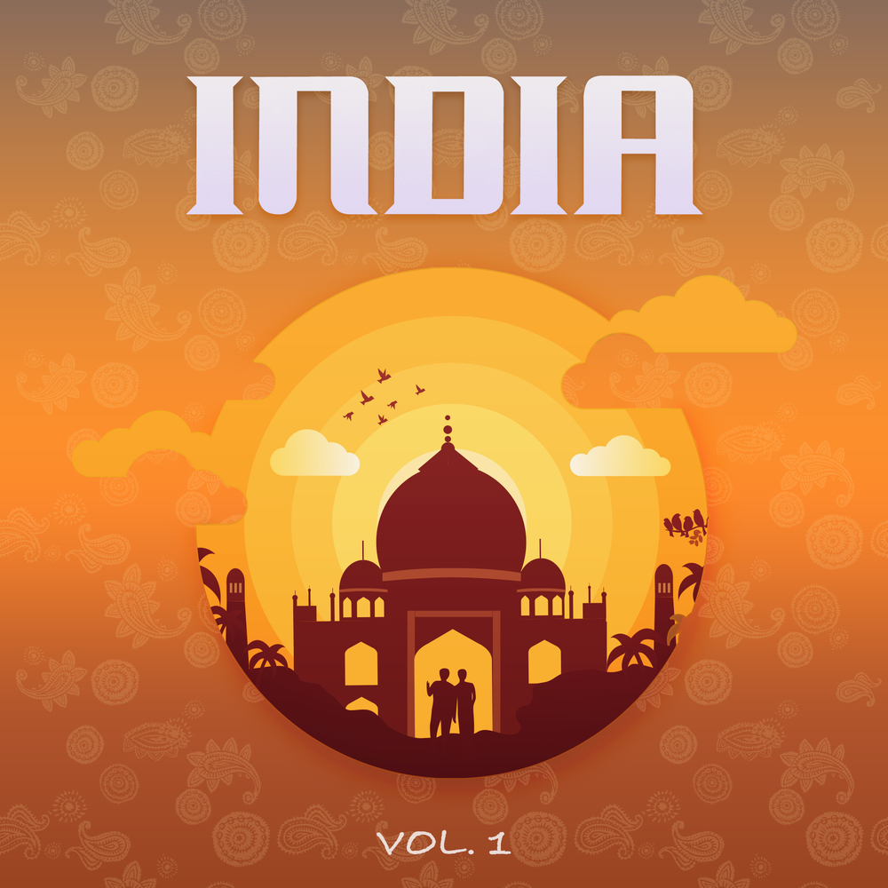 Cover for India Vol. 1