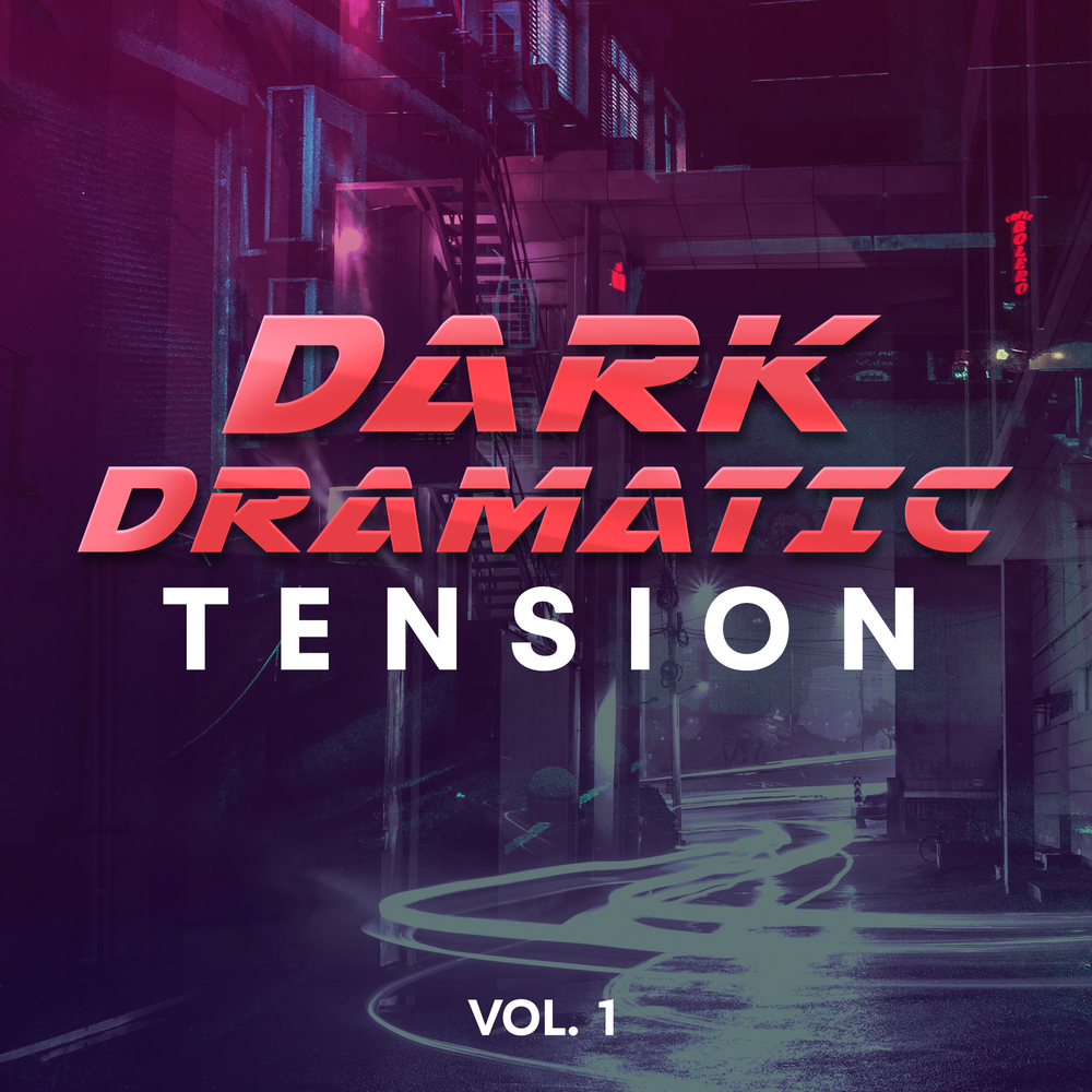 Cover for Dark Dramatic Tension Vol. 1