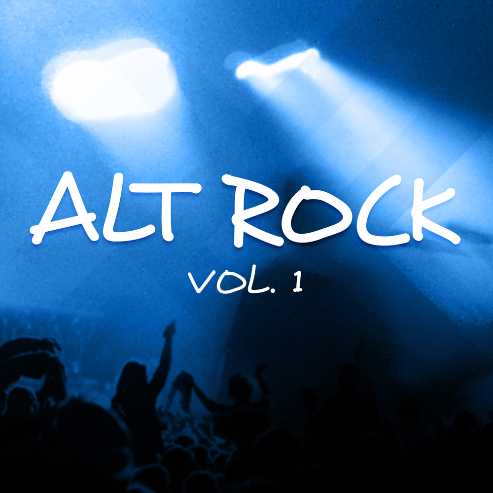 Cover for Alt Rock Vol. 1
