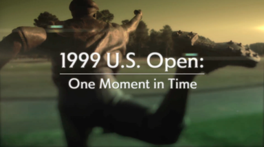 USGA One Moment In Time